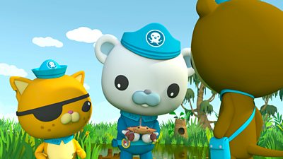 Octonauts and the Crawfish