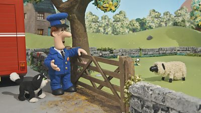 Postman Pat and the Spring Lamb