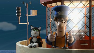 Postman Pat and the Bouncing Bulb