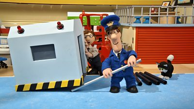 Postman Pat and the Sorting Machine