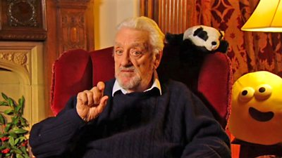 Bernard Cribbins - One Winter's Night