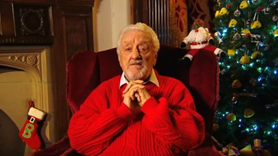 Bernard Cribbins - The Very Snowy Christmas