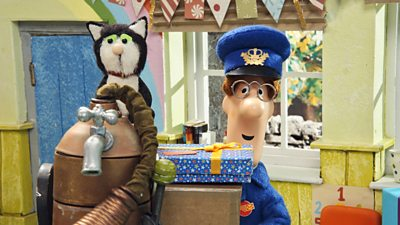 Postman Pat and the Stormy Birthday