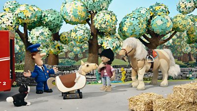 Postman Pat and the Bucking Bronco