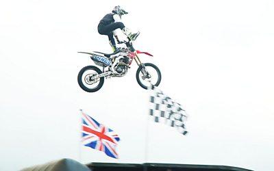 Motorbikes, Hula Hoops, Biscuit Stacks