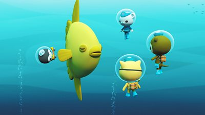 Octonauts and the Sunfish