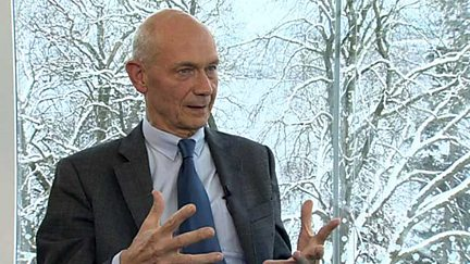 Pascal Lamy - Director General, World Trade Organisation