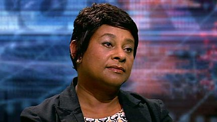 Doreen Lawrence - Director, The Stephen Lawrence Charitable Trust