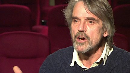 Jeremy Irons - Actor and Campaigner