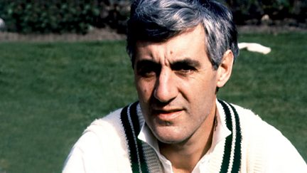 John Arlott in Conversation with Mike Brearley