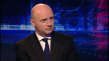 Liam Byrne - Opposition Work and Pensions spokesman, UK