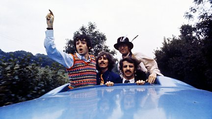 'The Beatles' Magical Mystery Tour