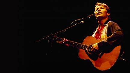 John Denver at Wembley Arena