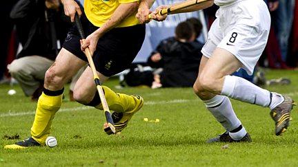 Camanachd Cup Final 2014
