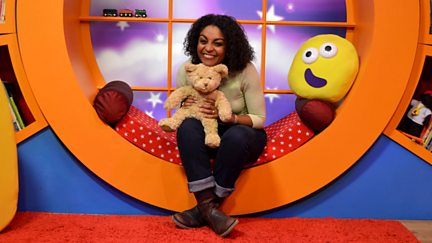 Adjoa Andoh - Wash-a-Bye Bear