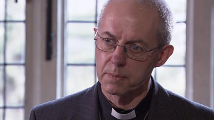 Justin Welby - Archbishop of Canterbury