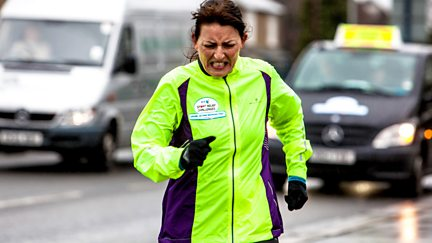 Davina - Beyond Breaking Point for Sport Relief