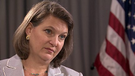 Victoria Nuland - US Assistant Secretary of State