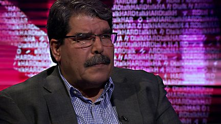 Salih Muslim Mohammed - Democratic Union Party, Syria