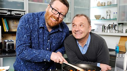 Frankie Boyle and Bob Mortimer's Cookery Show