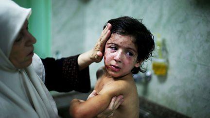 DEC Gaza Crisis Appeal