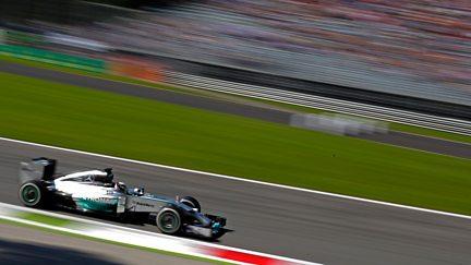 The Italian Grand Prix - Practice 3
