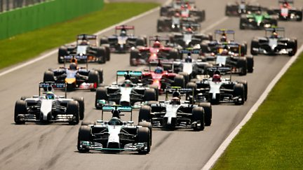 The Italian Grand Prix