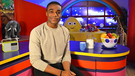 Ore Oduba - The Sports Day