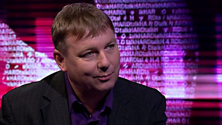 Danny Dorling - Professor of Geography, University of Oxford