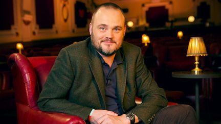 Al Murray's Great British Spy Movies