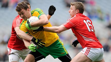 Tyrone v Donegal