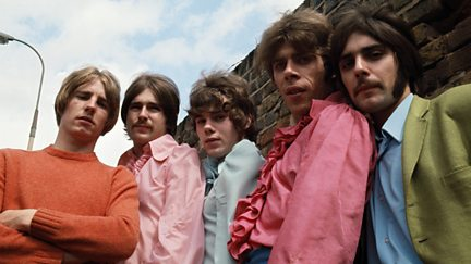 Totally 60s Psychedelic Rock at the BBC