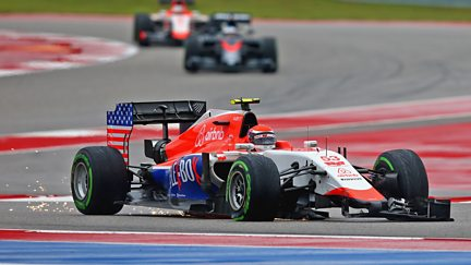 Highlights - US Grand Prix