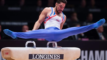 Apparatus Finals Day One