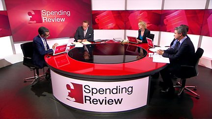 The Spending Review
