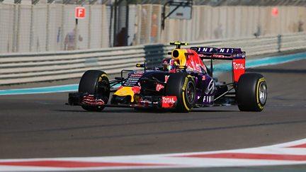 Abu Dhabi Grand Prix - Practice 1
