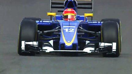 Abu Dhabi Grand Prix - Practice 3