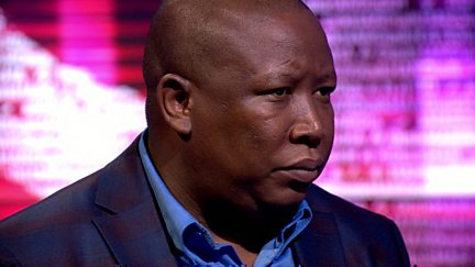Julius Malema, Commander-in-Chief, Economic Freedom Fighters, South Africa