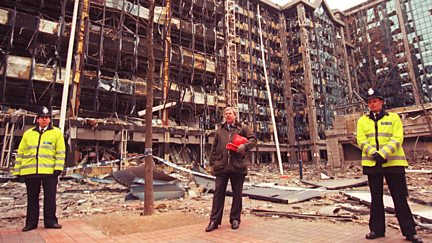 The Docklands Bomb: Executing Peace