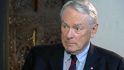 Dick Pound - Former President, World Anti-Doping Agency