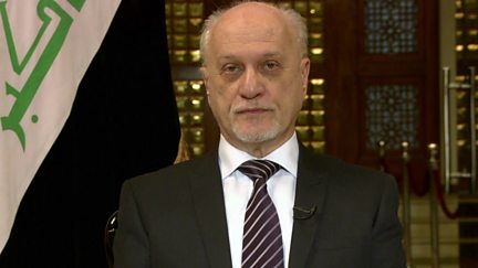 Hussain Al-Shahristani - former Iraqi foreign minister