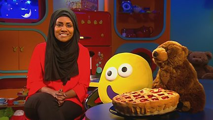 Nadiya Hussain - Chocolate Mousse for Greedy Goose