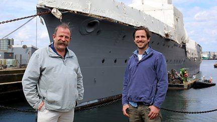 Belfast's Forgotten Hero: HMS Caroline