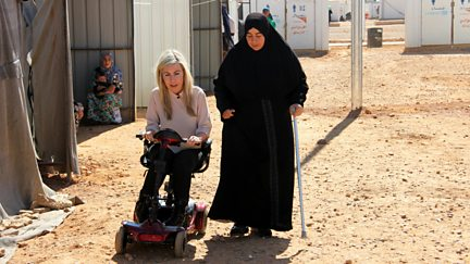Disabled and Displaced