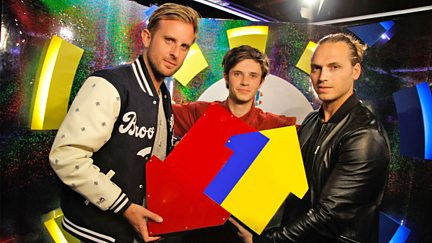 CBBC Official Chart Show with Sigma