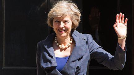 The UK's New Prime Minister