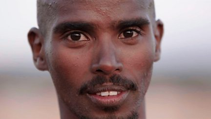 Mo Farah: Race of His Life