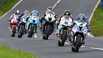 Ulster Grand Prix, Part 1