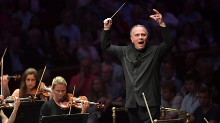 Mark Elder Conducts the Halle