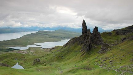 Northern Skye: A Land of Giants and Fairies